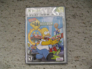 The Simpson Hit and Run pour XBOX