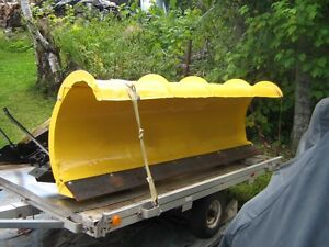 FISHER PLOW 7ft 6in COMMERCIAL