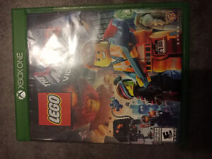 Lego movie video game Xbox box one