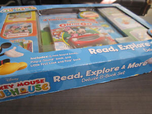 Mickey Mouse Clubhouse Read, Explore & More, NEW in box Kitchener / Waterloo Kitchener Area image 3