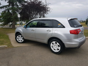 2007 Acura mdx awd tech package