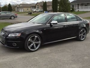 2011 Audi S4 - 6MT - Safety E-Test Warranty