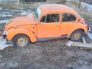 71 super beetle with ownership