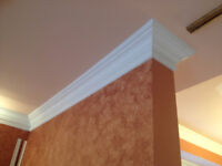 Skilled and Experienced Carpentry Services! Crown Moulding