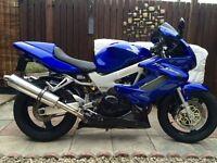 Motorbike for sale £2,100 o.v.n.o