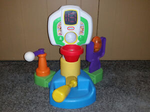 Baby sports game toy