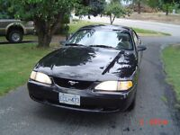 1994 Ford Mustang Coupe (2 door) low, low mileage