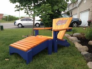 Muskoka chairs buy or sell patio garden furniture in for Outdoor furniture kijiji