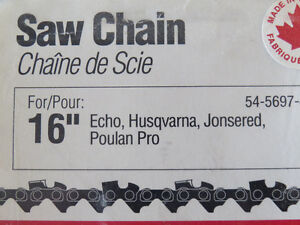 New 16 inch Chainsaw chains