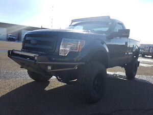 09-14 F150 NFab front and rear bumpers
