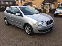 2009 Volkswagen Polo 1.4 Match 3dr