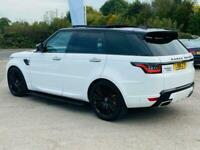 2018 Land Rover Range Rover Sport 3.0 SDV6 AUTOBIOGRAPHY DYNAMIC 5d 306 BHP Esta