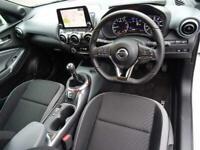 2020 Nissan Juke 1.0 DiG-T 114 N-Connecta 5dr Hatchback Petrol Manual