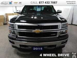2014 Chevrolet Silverado 1500 2LZ  - Leather Seats - $305.81 B/W