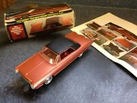 Chrysler Turbine Car Memorabilia