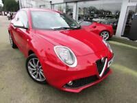 2018 Alfa Romeo Mito 0.9 Super (s/s) 3dr Petrol red Manual