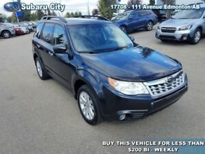2011 Subaru Forester 2.5 TOURING, SUNROOF,AWD,AIR,TILT,CRUISE,PW