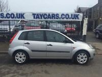 2007 FORD FIESTA 1. STYLE 5DOORS NOW REDUCED.....£1995!!! FULL 1 YEARS MOT & WARRANTY