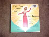 WITH A SONG IN MY HEART RECORD ALBUM