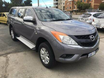 2012 Mazda BT-50 XTR 4x4 Auto Diesel Dual Cab   3 YEAR WARRANTY Beaconsfield Fremantle Area Preview