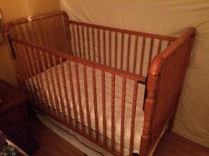 Couchette, lit de bébé 50$ Saguenay Saguenay-Lac-Saint-Jean image 1