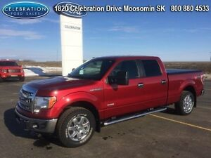 2014 Ford F-150 XTR  Capable of Towing over 11000lbs