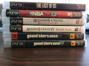 Playstation 3 with 6 games, controller, & btooth remote! Kitchener / Waterloo Kitchener Area image 3