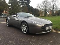 2008 Aston Martin Vantage 2dr 2 door Convertible