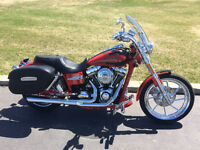 2007 Harley-Davidson Dyna FXDSE Screamin Eagle CVO