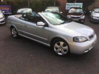 2005 Vauxhall Astra 1.6 i 16v Convertible 2dr Petrol Manual (161 g/km, 103