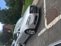 Montreal to Toronto in Audi A6  monday 17th return wednesday 26