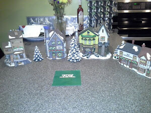 1993 heritage Christmas house collection