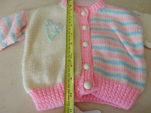Brand New Baby Girl Knitted Top Kitchener / Waterloo Kitchener Area image 4