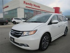 2016 Honda Odyssey Touring, EXTENDED WARRANTY!