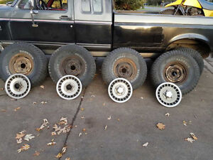 "Pneus 33"" 33x12.5 r15 Off Road sur rim F150 1960-96 et Dodge Ram West Island Greater Montréal image 3"
