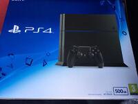 PS4 Sony PlayStation 4 500gb