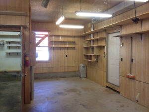 Wood Shop space with spray room for rent Kawartha Lakes Peterborough Area image 6