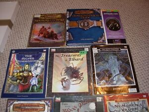 Dungeons and Dragons 3rd Edition D20 Set