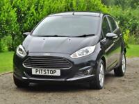 Ford Fiesta 1.2 Zetec 5dr PETROL MANUAL 2013/13