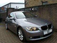 06 56 BMW 330 COUPE SPORT SE AUTO 2DR SATNAV PRO LEATHER CLIMATE LOW MILEAGE FSH