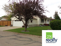 2 Huge Garages – Huge Lot- Lacombe–  Presented By 2% Realty