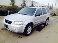 2007 Ford Escape**HYBRID** GREAT DEAL**