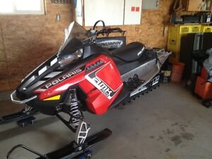 "2013 RMK 600 144 by 2"" track Low miles"