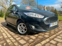 *CRACKING LOW MILEAGE VEHICLE 2016(16)FORD FIESTA 1.0 ECO BOOST ZETEC 3DR 2 KEYS
