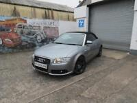 Audi A4 Tdi S Line Special Edition Convertible 2.0 Manual Diesel