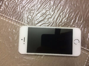 white/silver iphone 5s