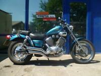 Yamaha XV535 XV 535 Virago 1994 Blue *Very Low Mileage* *Superb Condition*