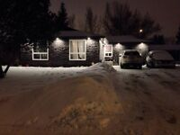 Millwoods bungalow for rent