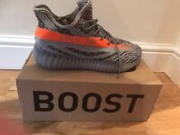 Adidas 350 boost new size 8 top quality