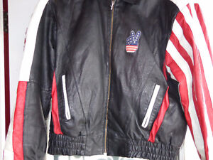 """""""Easy Rider"""" jacket in large -  recycledgear.ca Kawartha Lakes Peterborough Area image 7"""